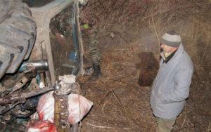 В Амурской области пойманы браконьеры, стрелявшие косуль из под «фары»