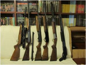 Сколько и каких ружей нужно охотнику